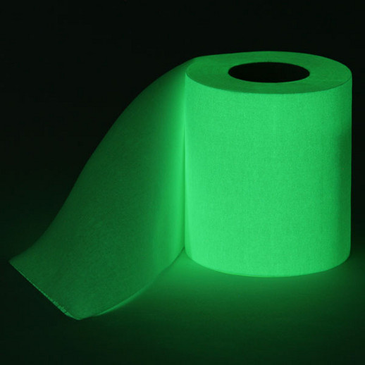 gold flake toilet paper. wood bathtub · glow in the dark toilet paper gold flake
