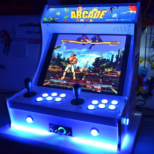 Mini Arcade Machine Cool Stuff Dude