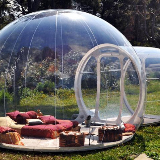 ... Bubble Tent & Kamp-Rite Tent Cot | Cool Stuff Dude