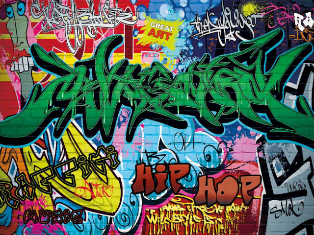 Graffiti Wallpaper | Cool Stuff Dude