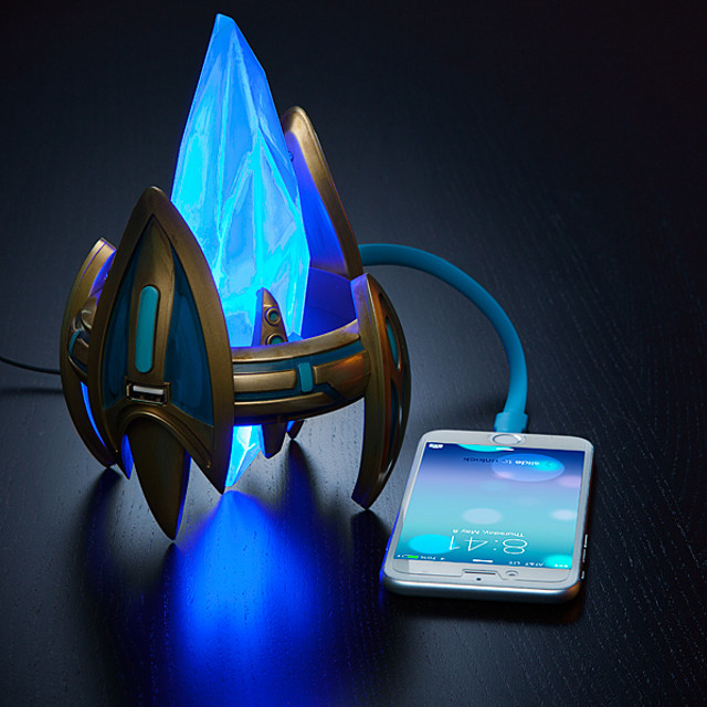 Starcraft Protoss Pylon Usb Charger Cool Stuff Dude