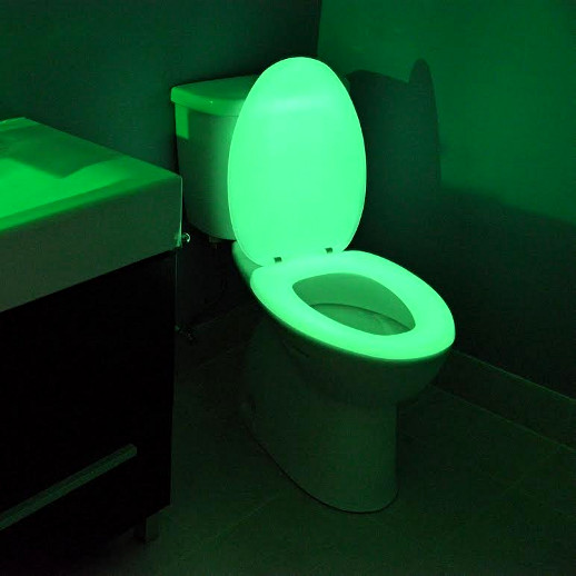 Glow In The Dark Toilet Seat Cool Stuff Dude